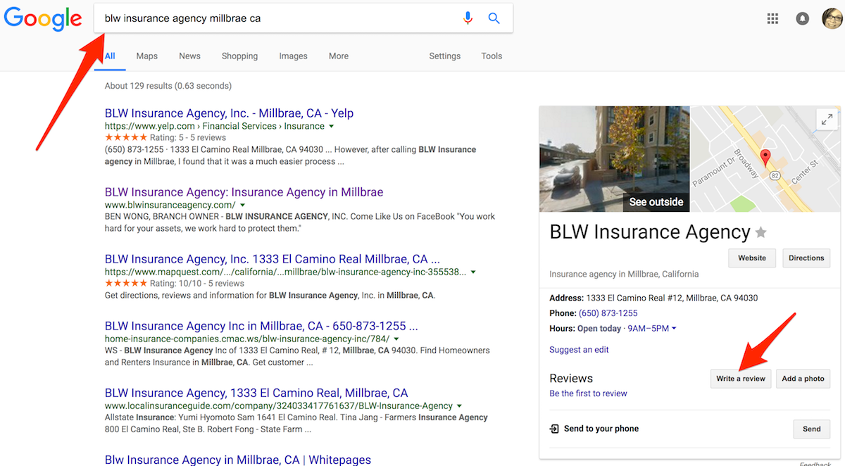 insurance-reviews-millbrae-ca